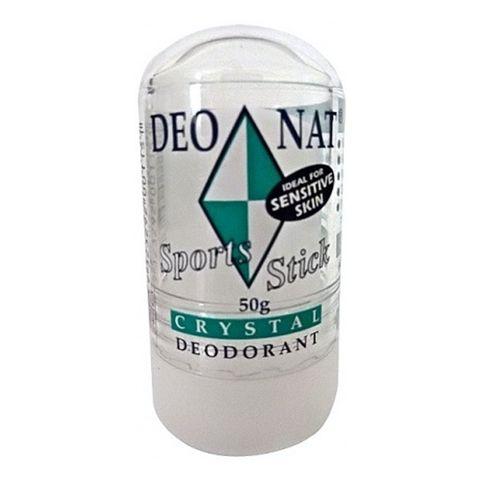 Deonat Crystal Sports Stick Deodorant - 50g