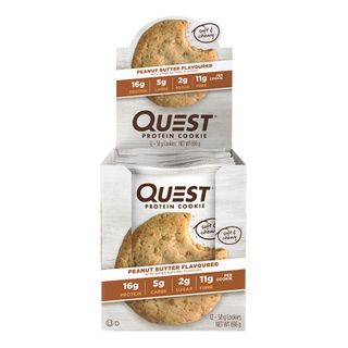 Quest Peanut Butter Protein Cookies - 12 x 59g