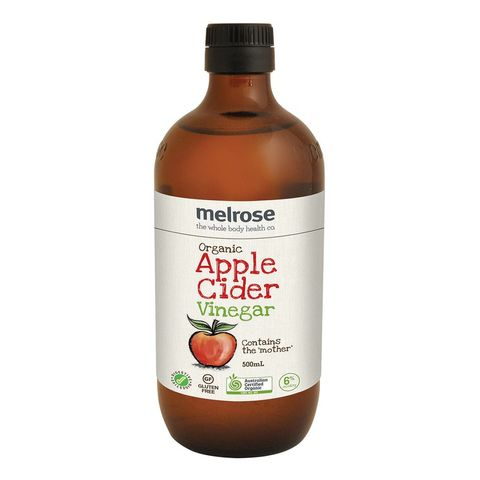 Melrose Organic Apple Cider Vinegar - 500ml