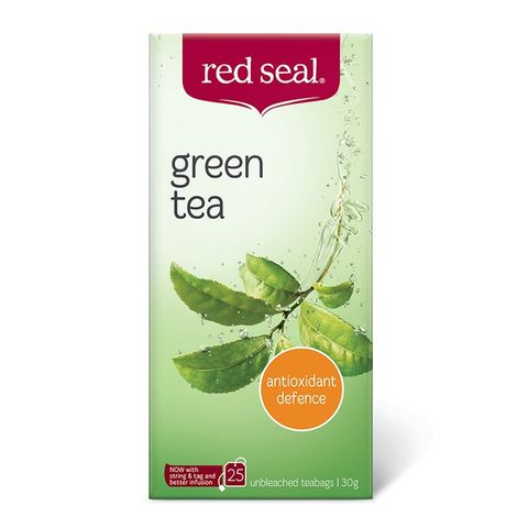 Red Seal Traditional Green Tea - 25 Teabags