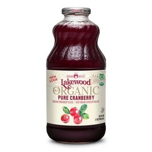 Lakewood Organic 100% Cranberry Juice - 946ml