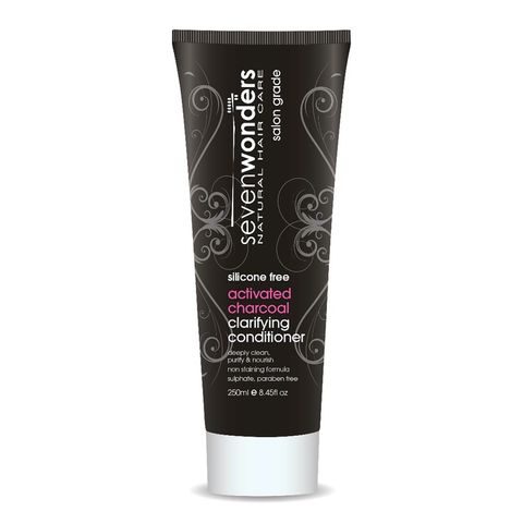 7 Wonders Activated Charcoal Conditioner - 250ml