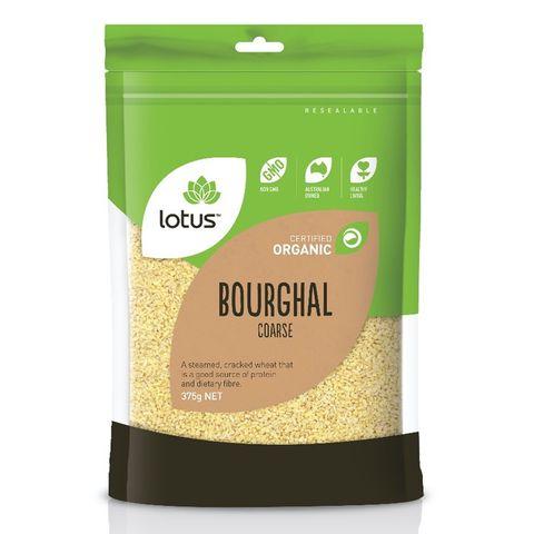 Lotus Organic Bourghal Coarse - 375g