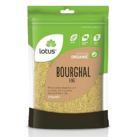 Lotus Organic Bourghal Fine - 375g