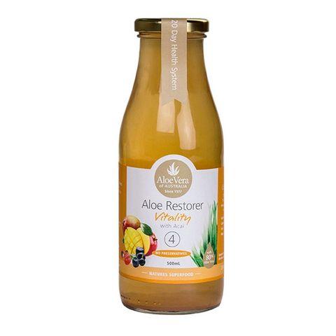 Aloe Vera Restorer Vitality Aloe Juice - 500ml