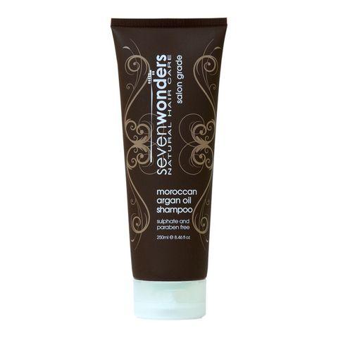 7 Wonders Moroccan Argan Oil Shampoo - 250ml