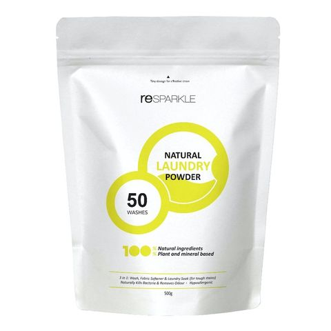 Resparkle Natural Laundry Powder - 500g
