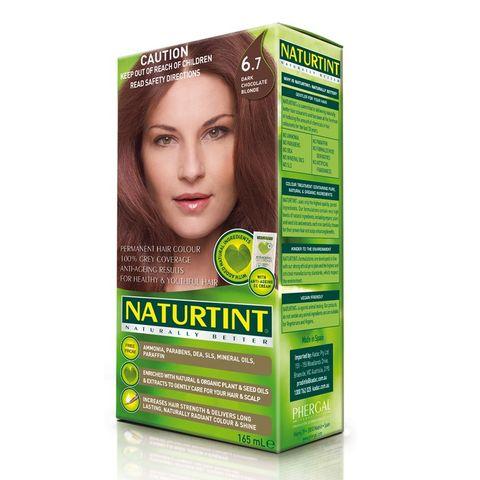 NaturTint Dark Chocolate Blonde - 6.7 165ml