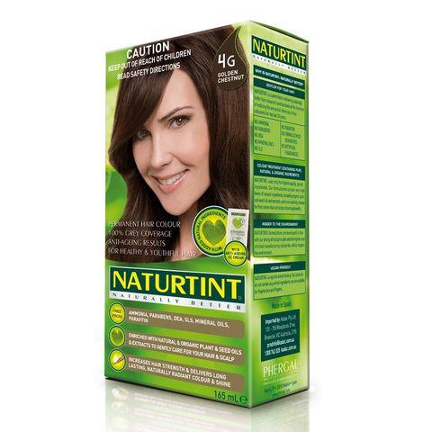 NaturTint Golden Chestnut 4G - 165ml