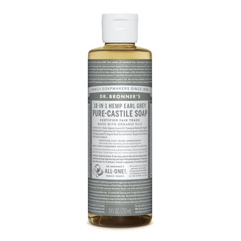 Dr Bronner's Earl Gray Castile Liquid Soap 237ml