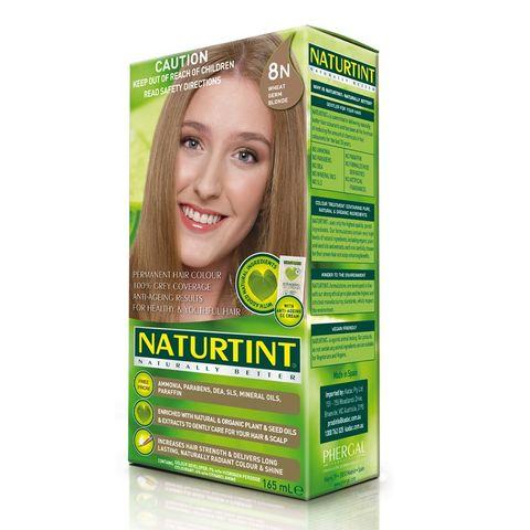 NaturTint Wheatgerm Blonde 8N - 165ml