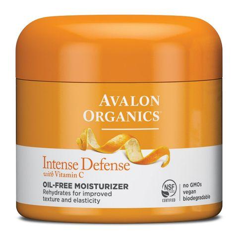 Avalon Organics Intense Defence Oil Free Moisturiser - 57g