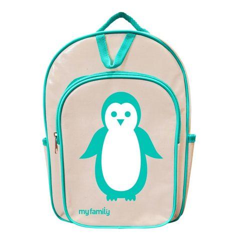 My Family Backpack - Penguin