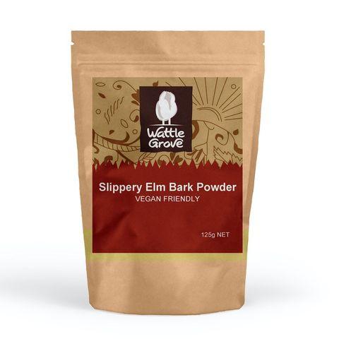 Wattle Grove Slippery Elm Bark Powder - 125g