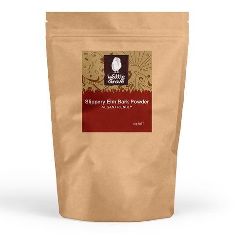 Wattle Grove Slippery Elm Powder - 1kg