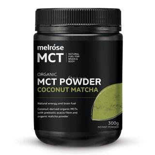 Melrose Organic MCT Powder Coconut Matcha - 300g