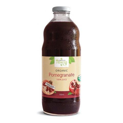 Complete Health Organic 100% Pomegranate Juice - 700ml