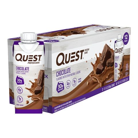 Quest Protein Shake Chocolate 325ml - 12 Pack