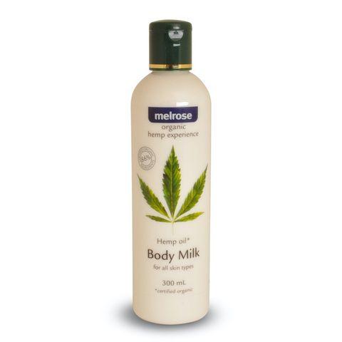 Melrose Hemp Oil Body Milk - 300ml
