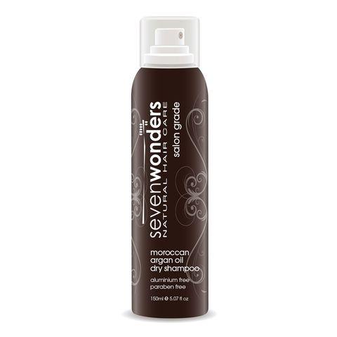 7 Wonders Moroccan Argan Oil Dry Shampoo - 150ml