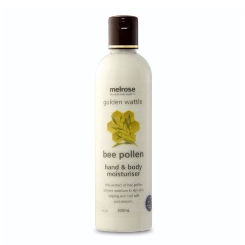 Melrose Golden Wattle Bee Pollen Moisturiser - 300ml