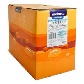 Melrose Peppermint Castile Soap - 9L
