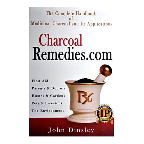 Pure Eden Charcoal Remedies Book - Each