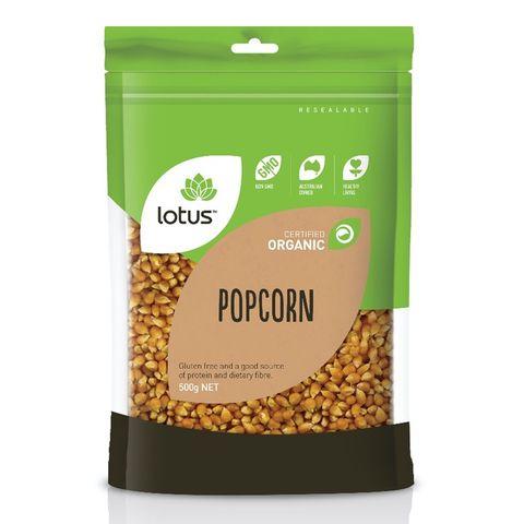 Lotus Organic Popcorn - 500g