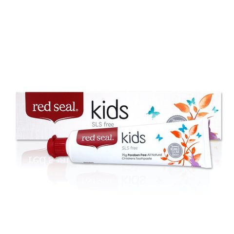 Red Seal Kids Natural Toothpaste SLS Free - 75g