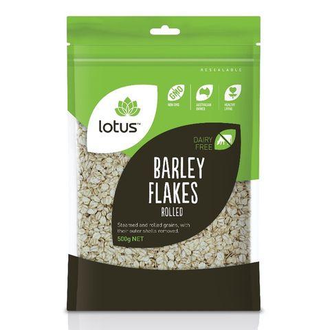 Lotus Barley Flakes - 500g