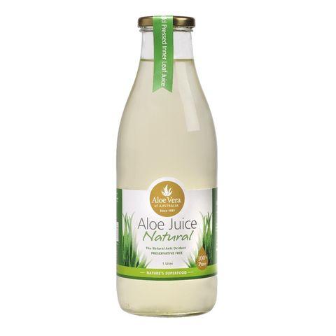 Aloe Vera Natural Aloe Vera Juice - 1L