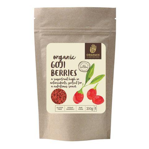 Orgamix Organic Goji Berries - 200g