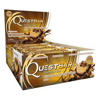 Quest Protein Bar Chocolate Peanut Butter - 12 x 60g