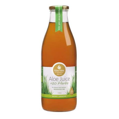 Aloe Vera Aloe Vera Juice + 20 Herbs - 1L