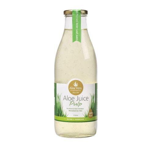 Aloe Vera Aloe Vera Juice with Pulp - 1L