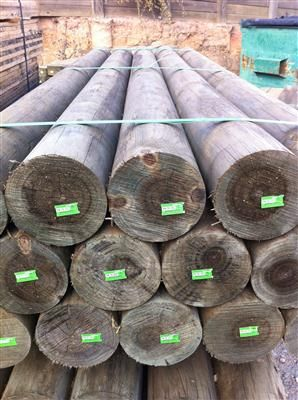 PERFECT ROUND ECOWOOD 200MM