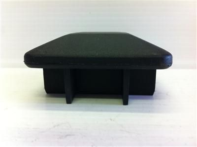 NEETASCREEN CAP BLACK PLASTIC