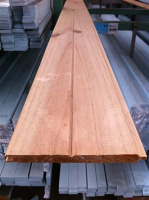 V-JOINT LINING BOARD