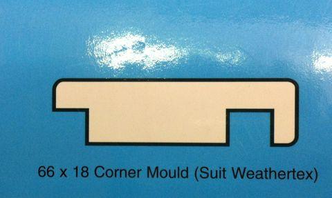 PRIMED H3 42*42 @ 5.4M CORNER MOULD