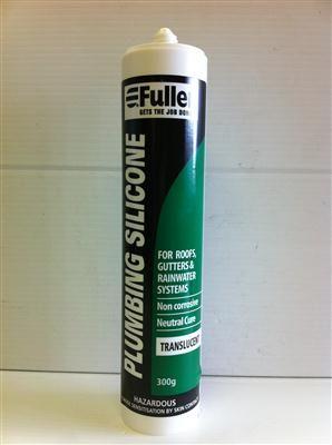 FULLER PLUMBING SILICONE 300G