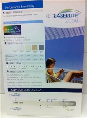 LASERLITE 2000 ROMA CLEAR