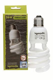 KOM COMPACT LAMP UVB 2% ES 26W