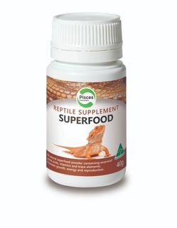REPTILE SUPERFOOD POWDER 40G