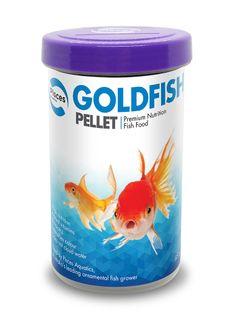 GOLDFISH PELLET 85G - SINGLE