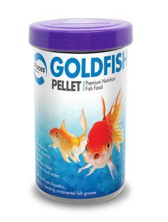 GOLDFISH PELLET 45G - SINGLE
