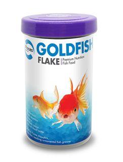 GOLDFISH FLAKE 100G - SINGLE