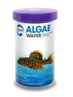 ALGAE WAFERS 95G - SINGLE