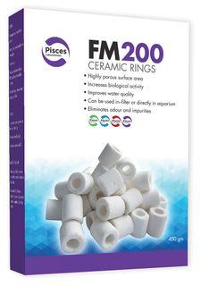 CERAMIC RINGS FM200 400G
