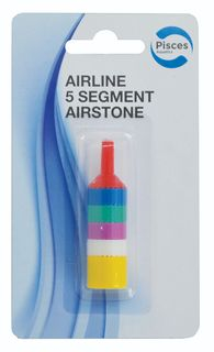 PA 5 SEGMENT AIRSTONE 1pk