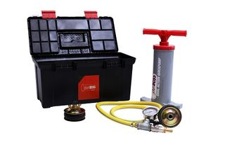 plumBOSS Air Test Kit 4 inch Plugs